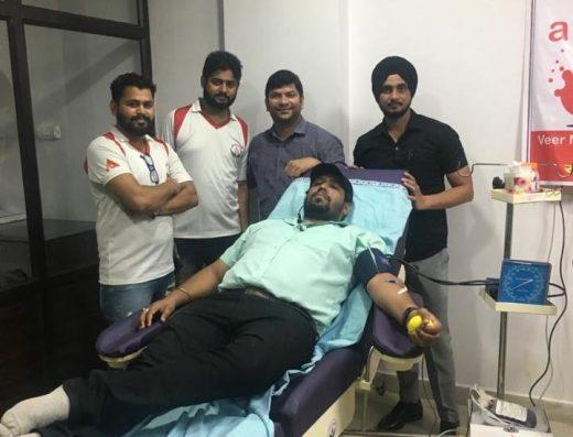 Sanjivani Blood Bank Yamunagar, e vigyapan 4